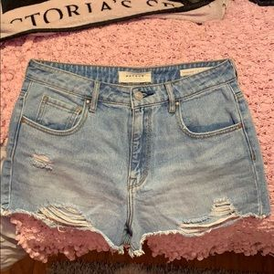 PAC sun denim shorts
